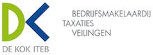 De Kok ITEB – Taxatie en Expertisebureau Logo